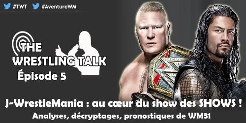 TWT WrestleMania 31